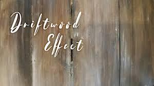 drift wood effect annie sloan u0027s chalk paint youtube