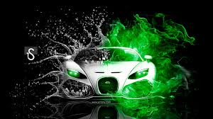 bugatti lamborghini ferrari mix bugatti fire water abstract mix 2013 el tony