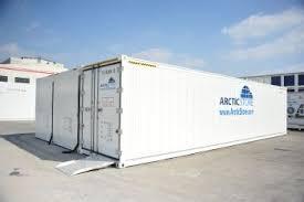 container chambre froide chambre froide à capacité illimitée arcticstore superstore