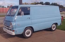jeep forward control van good start 1967 dodge a100 project bring a trailer