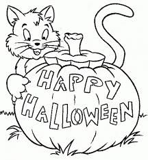 coloring pages surprising halloween coloring pages easy print