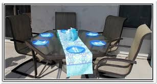 hexagon patio table and chairs hexagon patio tables glass top home design ideas