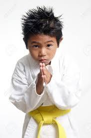Karate Kid Costume Ninja Costume Stock Photos U0026 Pictures Royalty Free Ninja Costume