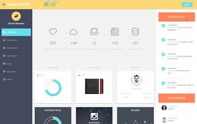 bootstrap templates for mvc 4 80 best free bootstrap admin templates 2018 for webapp pixinvent