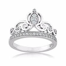 cinderella engagement ring enchanted disney cinderella diamond tiara ring rg05933swdsrd