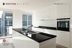 Award Winning House Plans 2016 Cosentino Usa Prize Winning Design Quality Dekton Xgloss