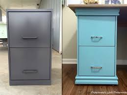 file cabinet from thrift store ceiling tile from lowes fitted