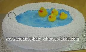 pan baby shower pictures of baby shower cakes
