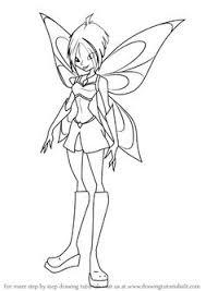 flora speedix blackwhite by elfkena jpg 761 1050 winx cosplay
