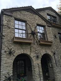 the best halloween houses in williamson co