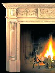 fireplace winsome fireplace surround wood for you cast iron