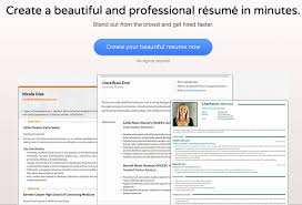Colorful Resume Templates Free 17 Free Tools To Create Outstanding Visual Resume