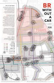 Baton Rouge Zip Code Map Maps U2014 Mid City Studio