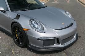 porsche 911 carrera gt3 rs 2016 porsche gt3 rs silver arrow cars ltd victoria bc