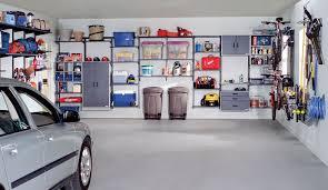 Average 3 Car Garage Size by Organized Living Freedomrail Garage Storage And Cabinets
