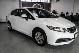 used honda civic 2013 2013 used honda civic sedan 4dr automatic lx at dip s luxury