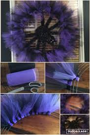 black feather wreath halloween best 25 halloween tulle wreath ideas only on pinterest wreath