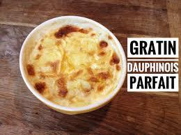 cuisine gratin dauphinois le gratin dauphinois parfait recettes de cuisine avec thermomix ou pas