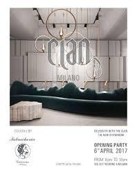 Showroom Invitation Card Clan Milano Opening Party Invitation Press Area Clan Milano
