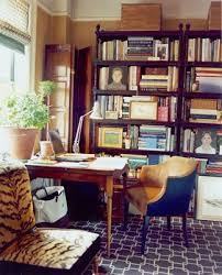 Home Office Bookshelves by 99 Best Happy Home Offices Images On Pinterest Office Spaces