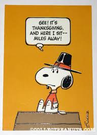 peanuts thanksgiving cards collectpeanuts