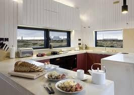 kitchen wonderful design ideas using rectangular black glass