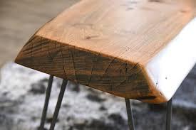 Slab Coffee Table Modern Live Edge Slab Coffee Table Woodwaves