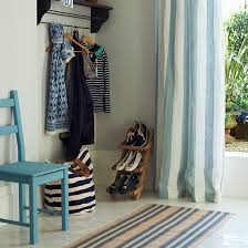 Blue And White Striped Rugs Uk Why Every Home Should Have A Hallway Runner Ideal Home