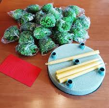 advent wreath kits advent wreath kit with moravian beeswax candles boxwood