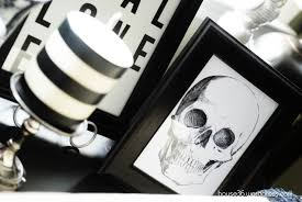 free halloween decorations 25 cool black and white halloween decorations ideas magment top