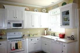 Painting Kitchen Cabinets Cost Spray Painting Kitchen Cabinets U2013 Colorviewfinder Co