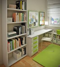 small kid bedroom storage ideas green stripped wall color rattan