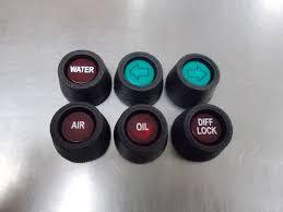 peterbilt dash warning lights peterbilt dashboard indicator lenses with rubber grommets dan s