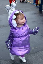 Boo Monsters Inc Halloween Costume by Die Besten 20 Monsters Inc Halloween Costumes Ideen Auf Pinterest