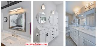 bathroom mirrors ideas with vanity 20 best bathroom mirror ideas on wall for single sink