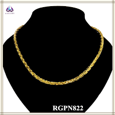 chain necklace types images Factory lastest fashion style 18k gold chain necklace new arrival jpg