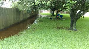 backyard drainage issues texags