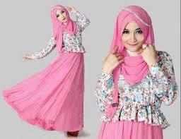 Baju Muslim Wanita model baju muslim wanita modis dan trendi situs berbagi bersama