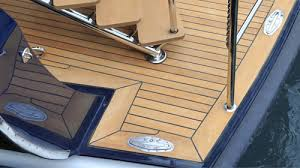 nu teak synthetic decking the edge