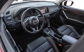 mazda interior cx5 2014 mazda cx 5 grand touring editors u0027 notebook automobile
