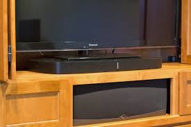best home theater for music sonos playbase review it sounds better with music than movies