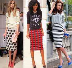 casual pencil skirt how to wear a pencil skirt casually 24 style ideas