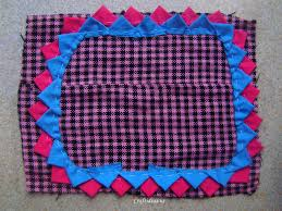 Purple Flower Rug Recycling Ideas Flower Rug From Old Clothes Craft Ideas