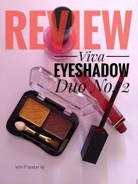 Eyeshadow Viva Murah review viva eyeshadow duo no 2 diajengwitri