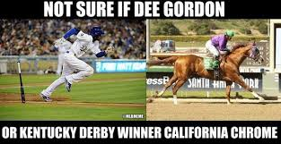 Dee Gordon Meme - mlb memes on twitter dee gordon leads mlb in stolen bases with 19