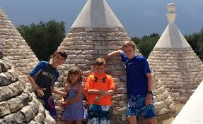 family vacation in italy italy with puglia with