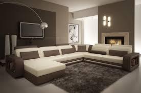 meuble canapé design canape deux places fly 11 canape chocolat et meuble blanc laque