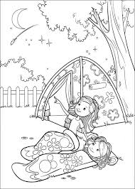 fun for girls coloring page free download