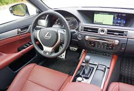 lexus gs350 f sport interior 2015 lexus gs 350 awd f sport road test review carcostcanada