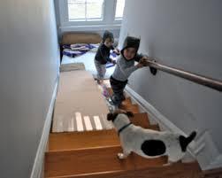 diy fun stairway slide u2013 crumbbums